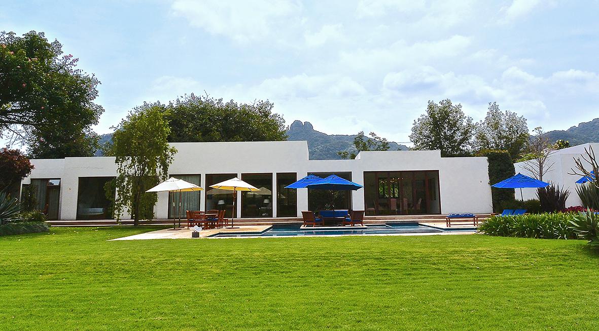 Casa campo de lujo en venta con alberca vistas hermosas - Casas de campo bonitas ...