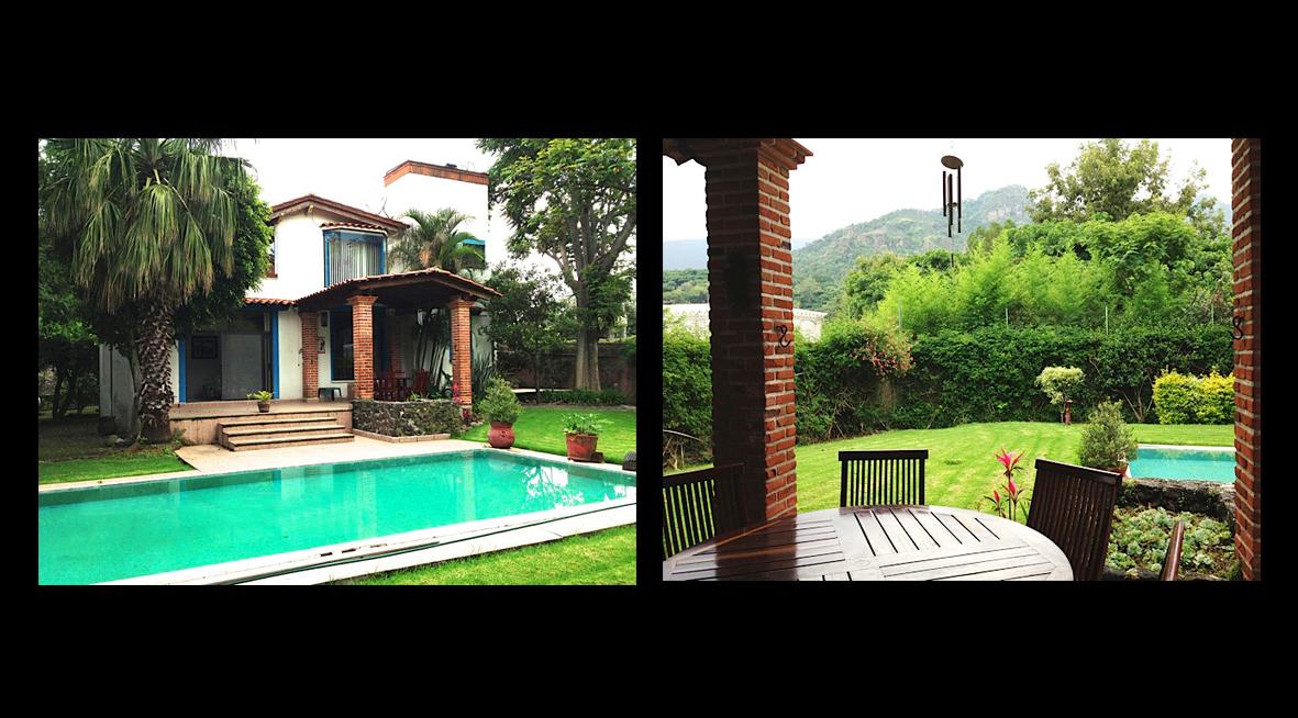 Casa campo en venta con alberca vistas jardin bienes for Casa con jardin alquiler