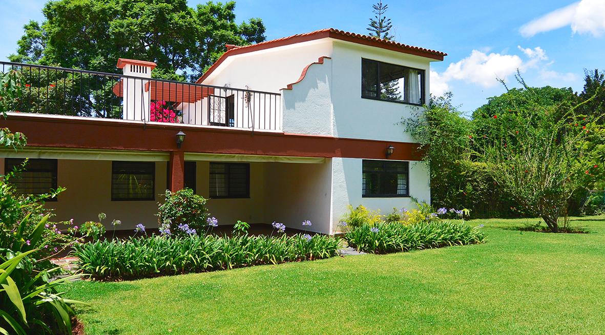 Casa En Renta Con Alberca En Tepoztlan Morelos Pueblo
