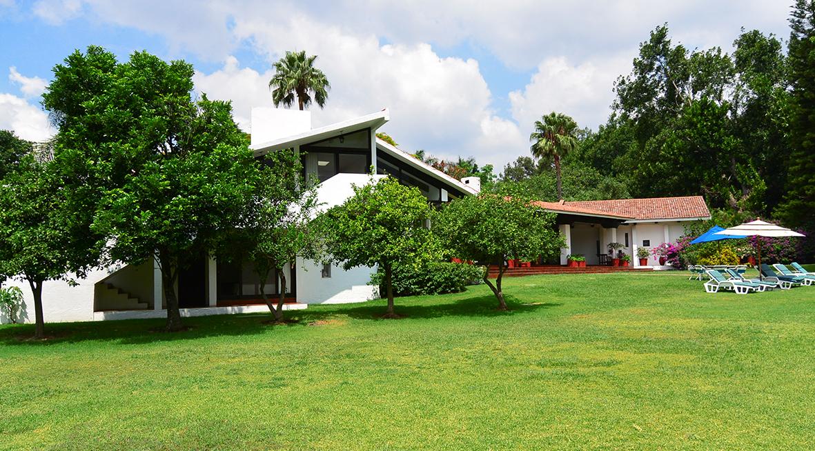 Casa en renta vacacional descanso vacaciones alquiler fin for Alquiler de casas en campo sevilla