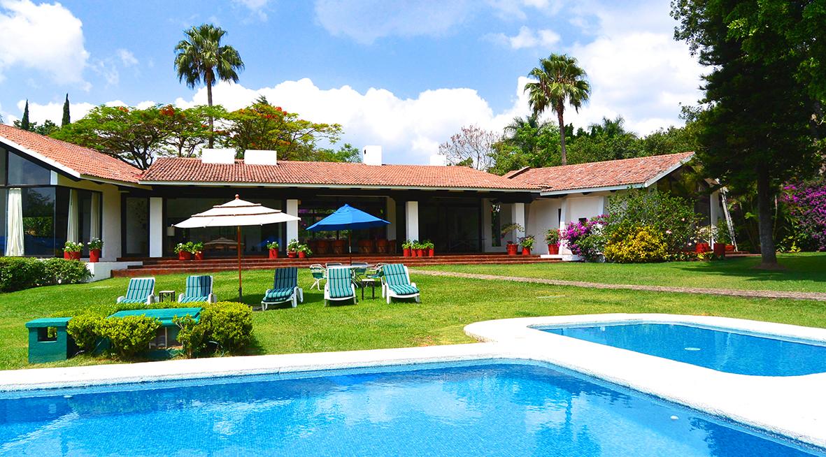 Casa en renta vacacional descanso vacaciones alquiler fin de semana en el campo jardin vista - Apartamentos badajoz alquiler ...