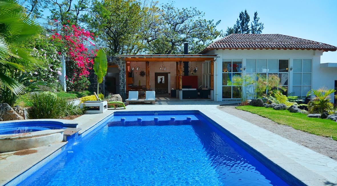 Villa catalina casas tepoztl n bienes ra ces venta for Alquiler casa de campo en sevilla fin de semana